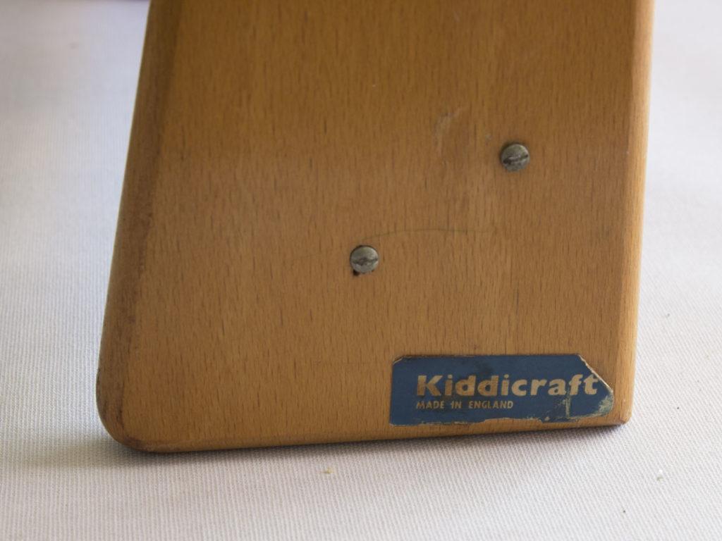 Boulier en bois et cuivre