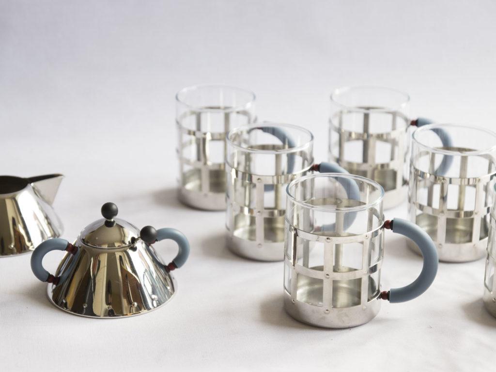 Service à thé Alessi