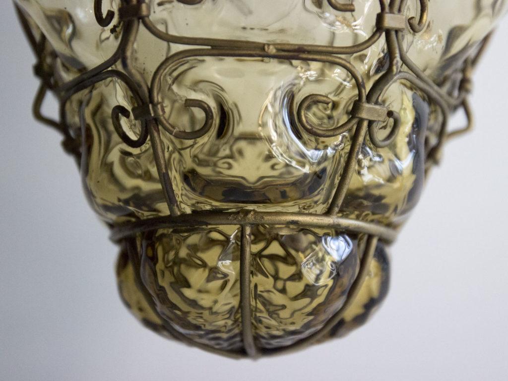 Lanterne vénitienne ancienne