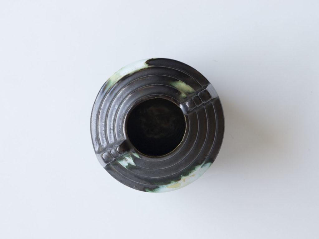 Vase boule Art Déco