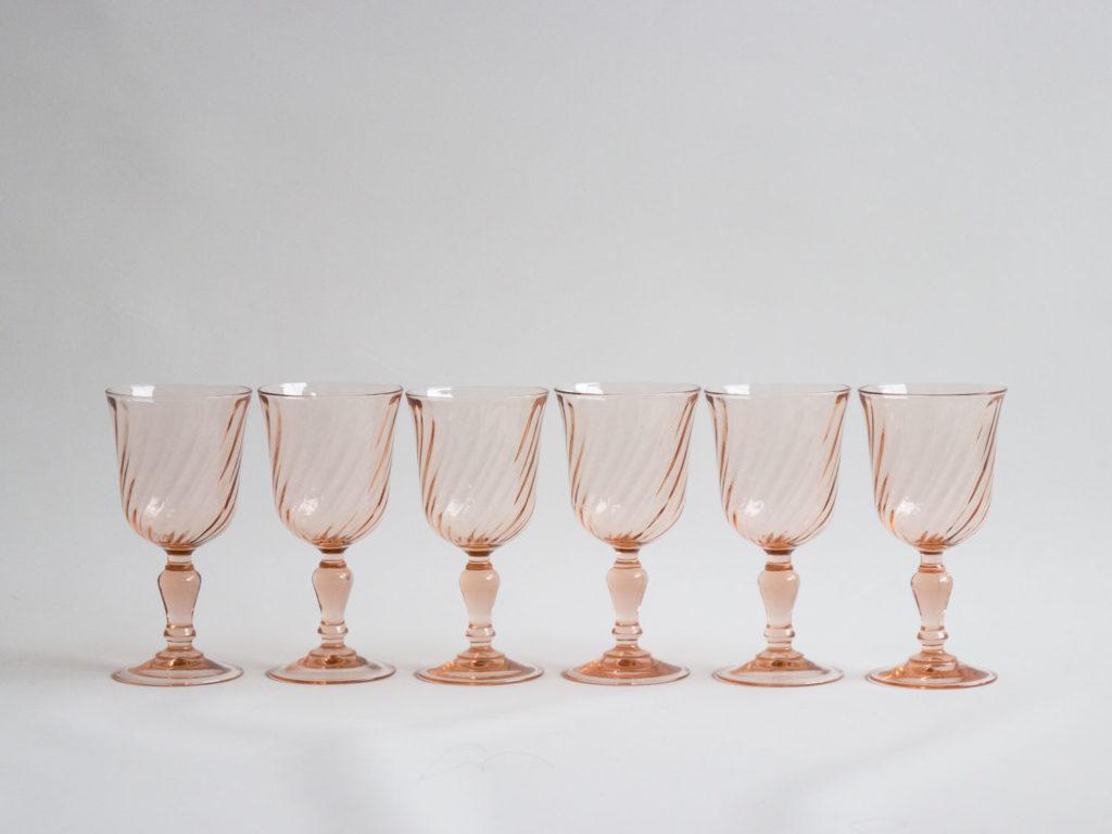 Lot de 6 verres à eau Luminarc