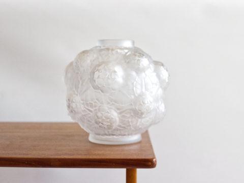 Vase boule Art Déco Espaivet