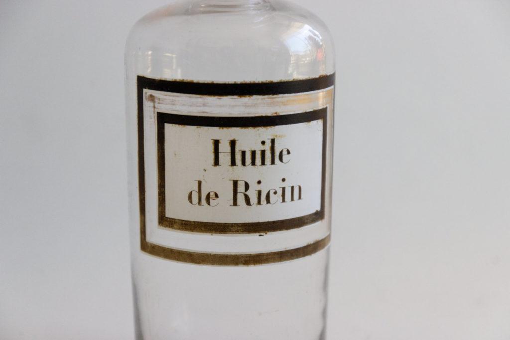 Grande bouteille d'apothicaire ancienne