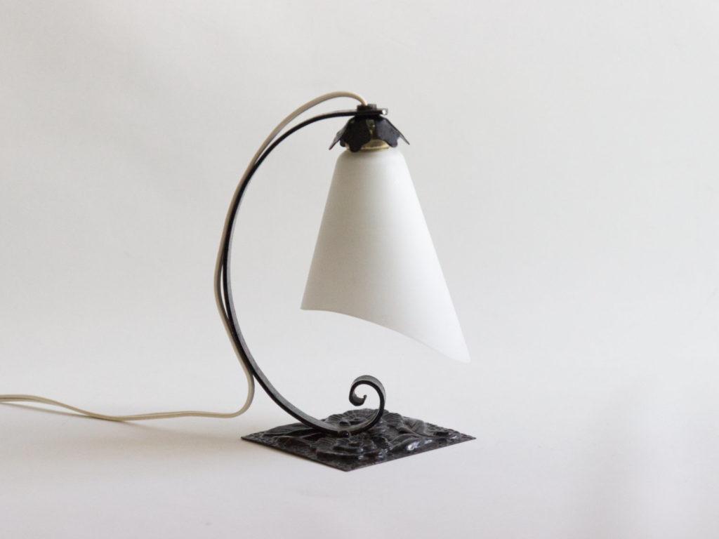 Lampe à poser Art déco