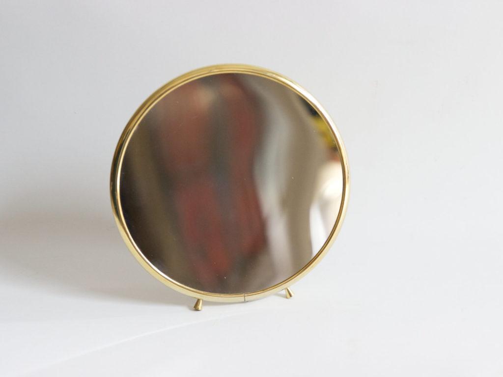 Miroir rond grossissant