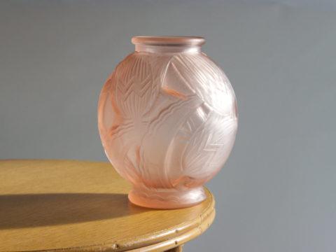 Vase Nénuphars attribué à Pierre d'Avesn